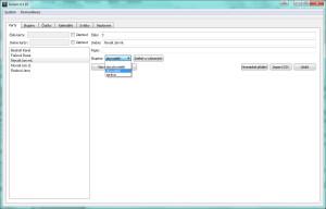 PC aplikace GOLEM