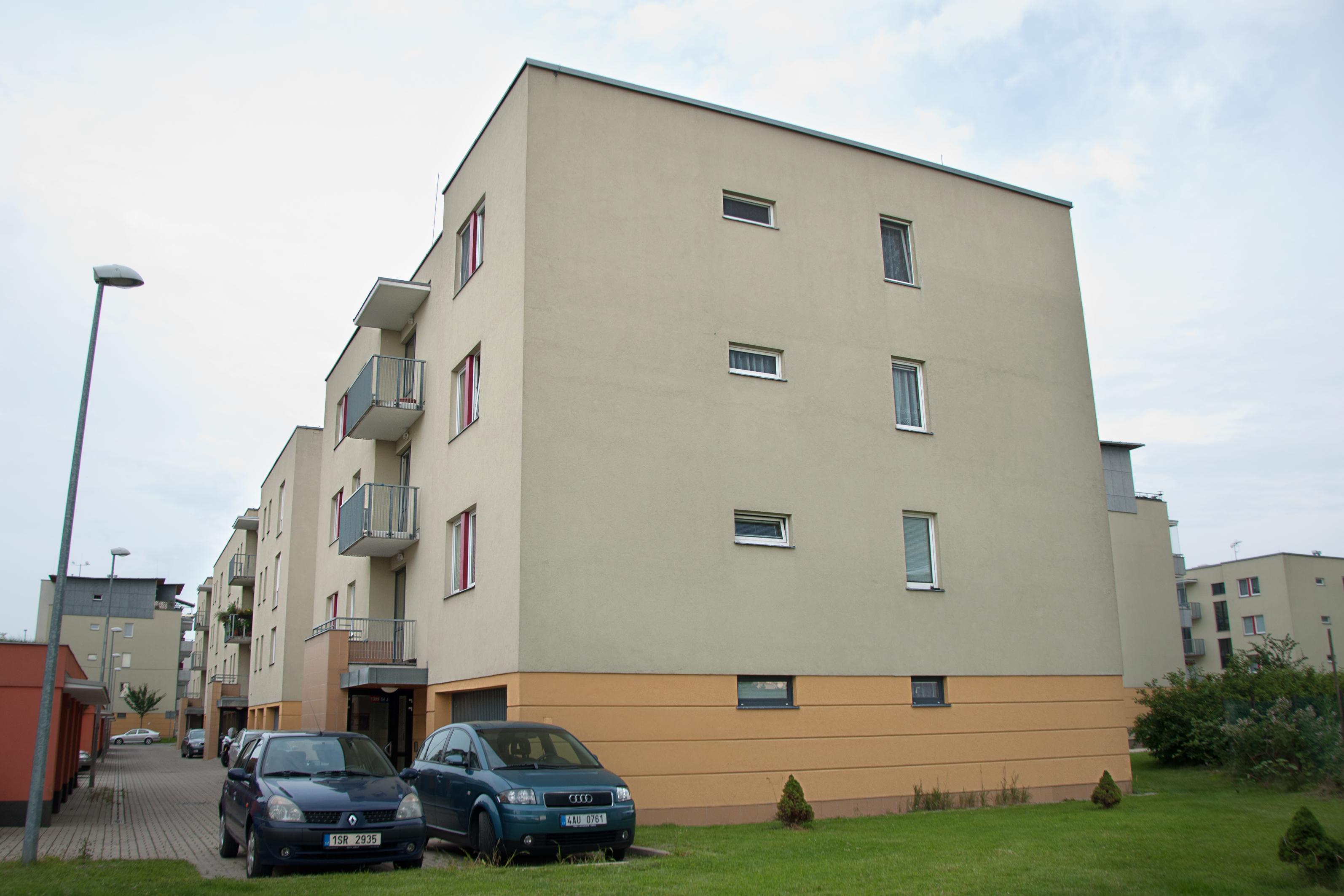 Bytový dům (novostavba)